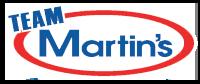 TEAM MARTIN BROTHERS Logo
